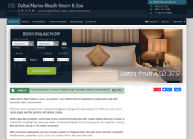 dubai-marine-beach-resort.h-rez.com