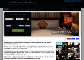 dubai-marine-beach-resort.h-rez.com