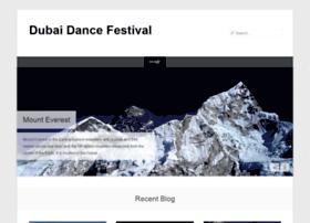 dubaidancefestival.com