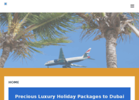 dubaiholidaypackage.co.in