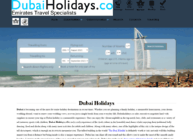 dubaiholidays.co