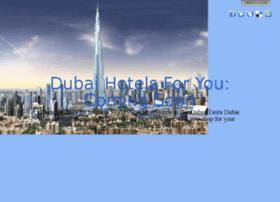 dubaihotelsforyou.com
