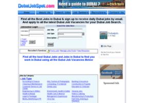 Dubaijobspot.com