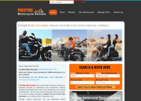 dubaimotorcycletours.com