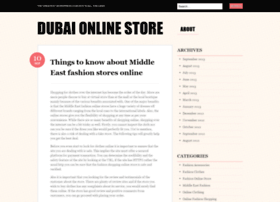 dubaionlinestore.wordpress.com