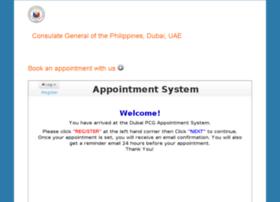 dubaipcg.checkappointments.com