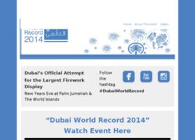 dubaiworldrecord2014.com