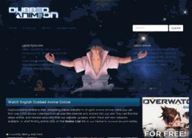 dubbedanimeon.com