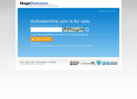 dubbedonline.com
