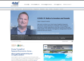 dubetradeport.co.za
