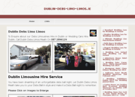 dublin-debs-limo-limos.ie