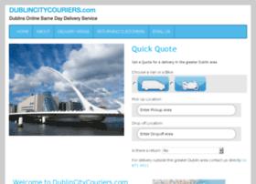 dublincitycouriers.com