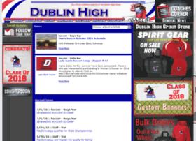 dublinhighathletics.olinesports.com