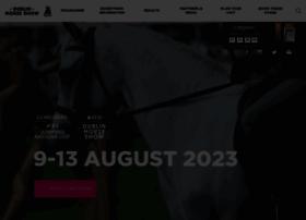 dublinhorseshow.com