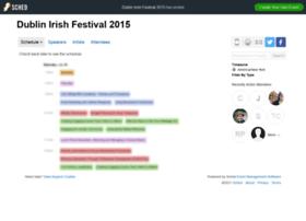 dublinirishfestival2015.sched.org