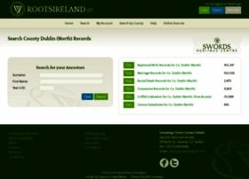 dublinnorth.rootsireland.ie