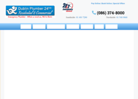 dublinplumber24hrs.ie