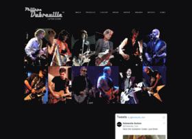 dubreuille-guitar.com