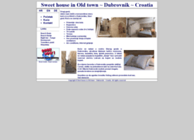 dubrovnik-sweet-house.com