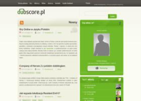 dubscore.pl