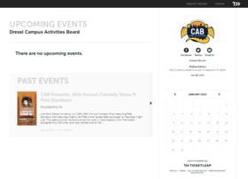 Ducab.ticketleap.com