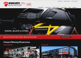 ducatistore.co.uk
