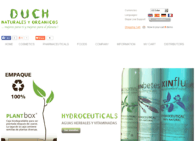 duchcosmetics.com