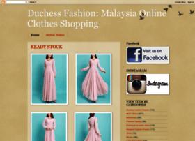 duchessfashion.blogspot.my