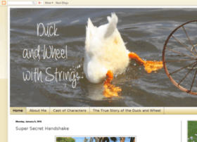 duckandwheelwithstring.blogspot.com