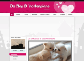 duclosdhortensiane.chiens-de-france.com