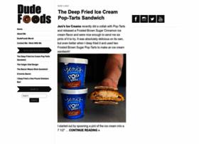 dudefoods.com