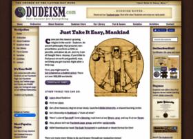 dudeism.com