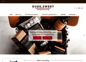dudesweetchocolate.com