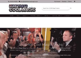 dudethatscoolmagic.co.uk