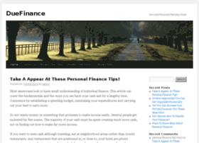 duefinance.com