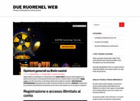 dueruotenelweb.it