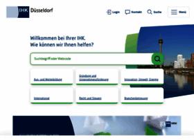 duesseldorf.ihk.de