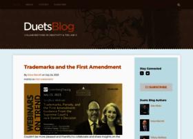 duetsblog.com