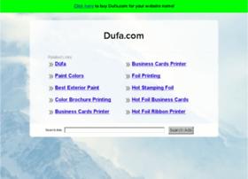 dufa.com