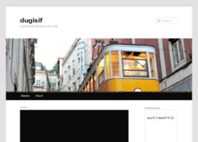 dugisif.wordpress.com