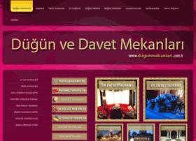 dugunmekanlari.com.tr