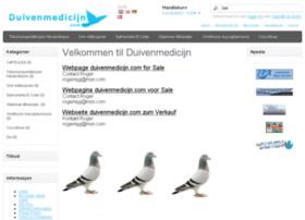 duivenmedicijn.com