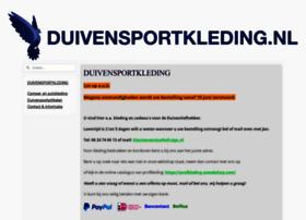 duivensportkleding.nl