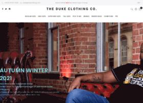 dukeclothing.com