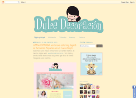dulce-decoracion.blogspot.com