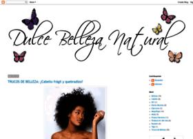 dulcebellezanatural.blogspot.com