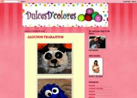 dulcesdcolores.blogspot.com