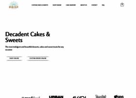 dulcetcakessweets.com.au