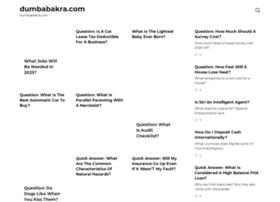 dumbabakra.com