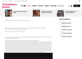 dumbledorequotes.com
